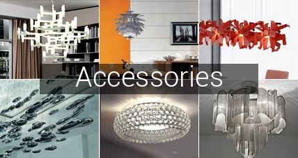 Outdoor Lighting Accessories Lumiluce accessories outdoor lights and interior lights accessories white workwithnaturefo